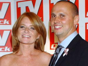 Patsy Palmer & Richard Merkell