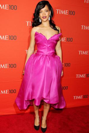 Rihanna, Time 100