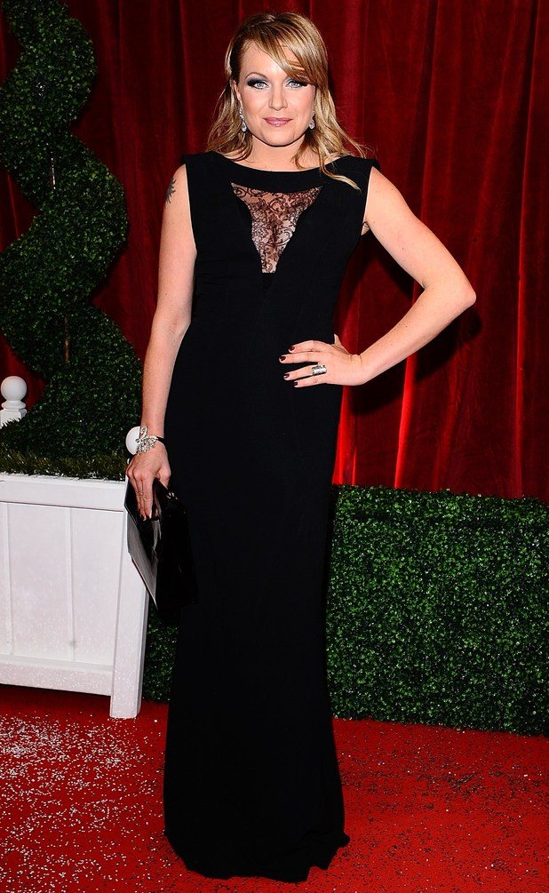 British Soap Awards 2012: Rita Simons