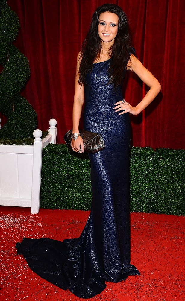British Soap Awards 2012: Michelle Keegan