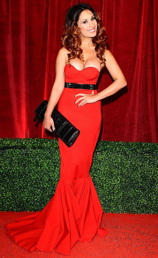 British Soap Awards 2012: Preeya Kalidas 
