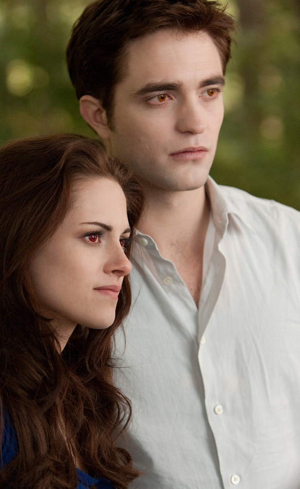 The Twilight Saga: Breaking Dawn - Part 2 Kristen Stewart Robert Pattinson
