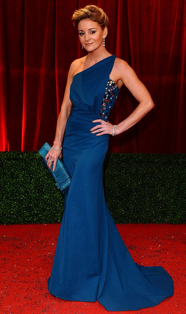 British Soap Awards 2012: Nicola Stapleton