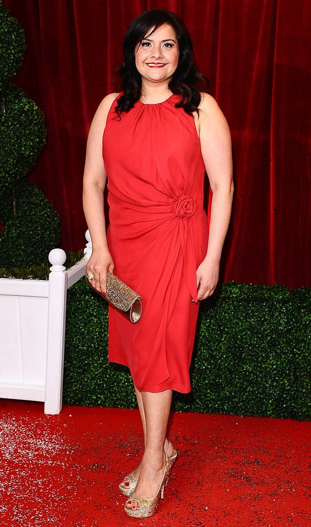 British Soap Awards 2012: Nina Wadia