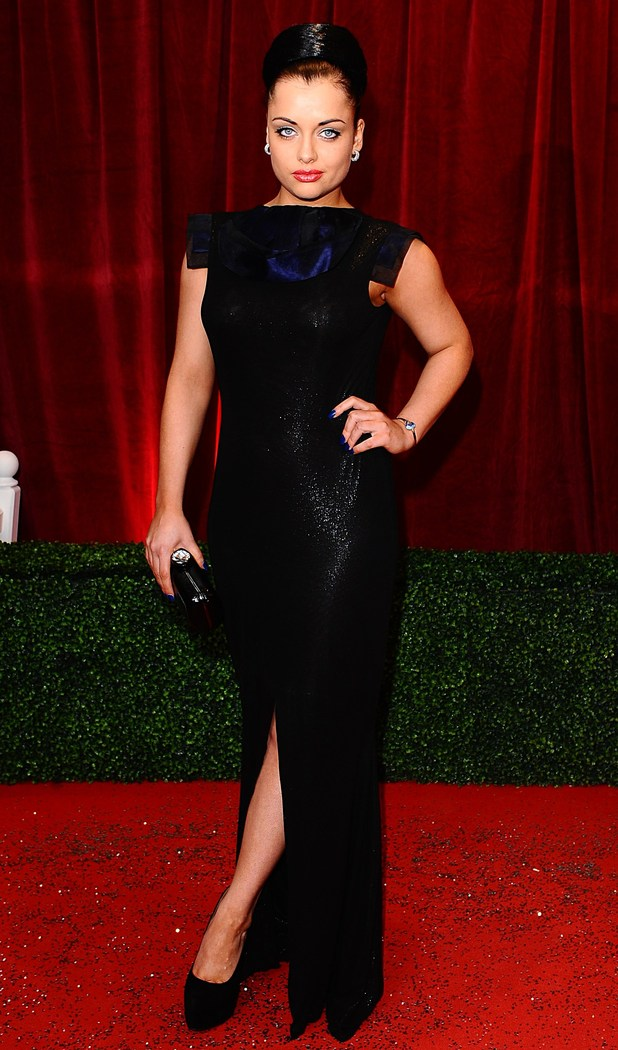British Soap Awards 2012: Shona McGarty