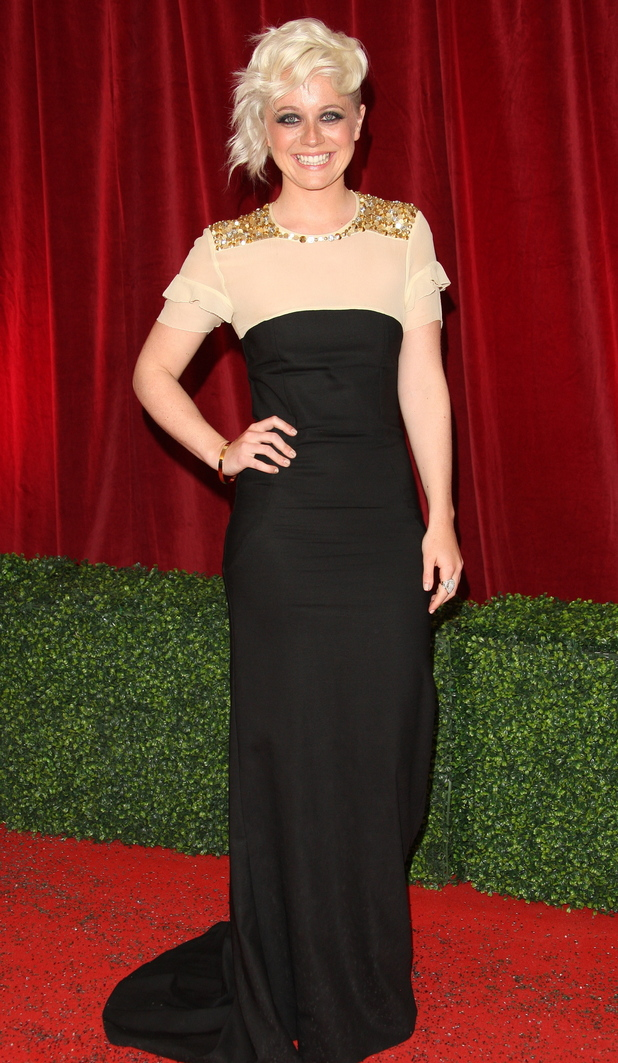 British Soap Awards 2012: Charlie Clemmow