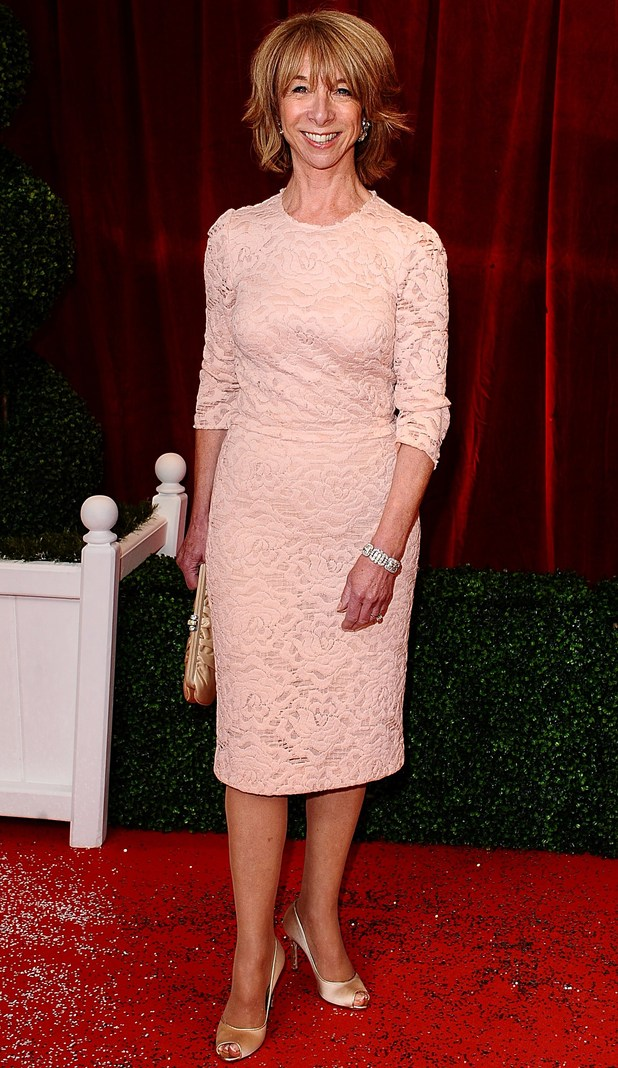 British Soap Awards 2012: Helen Worth