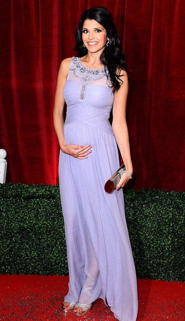 British Soap Awards 2012: Natalie Anderson