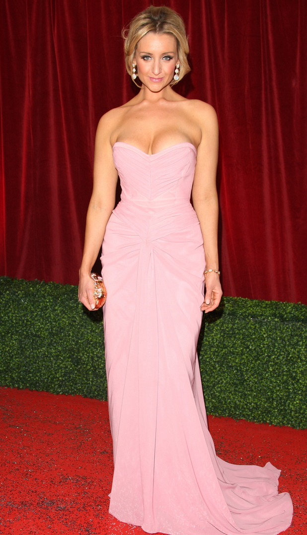 British Soap Awards 2012: Catherine Tyldesley