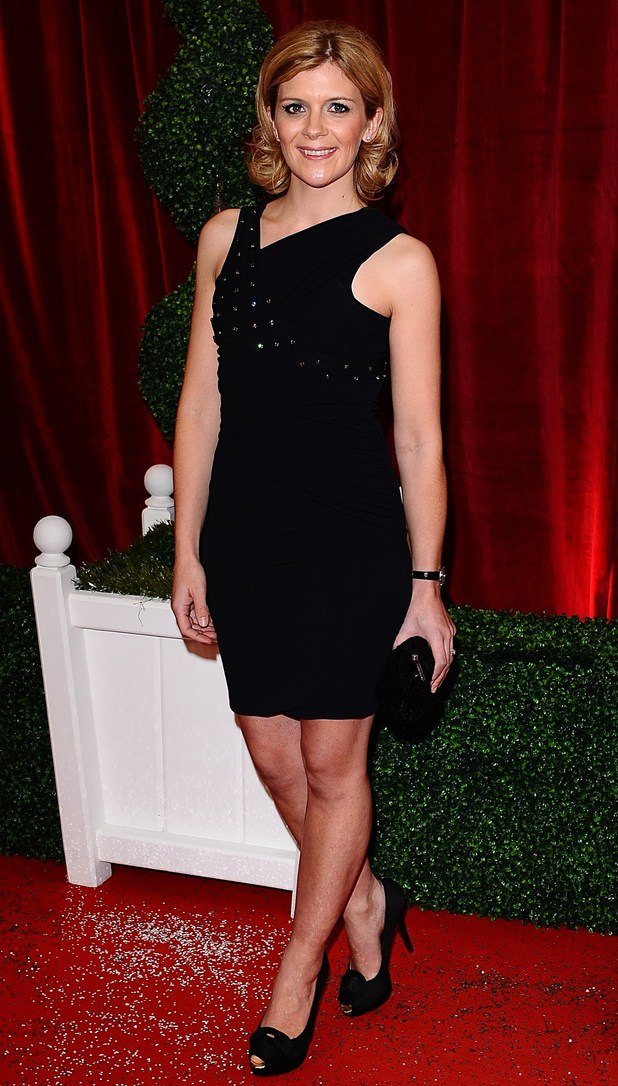 British Soap Awards 2012: Jane Danson