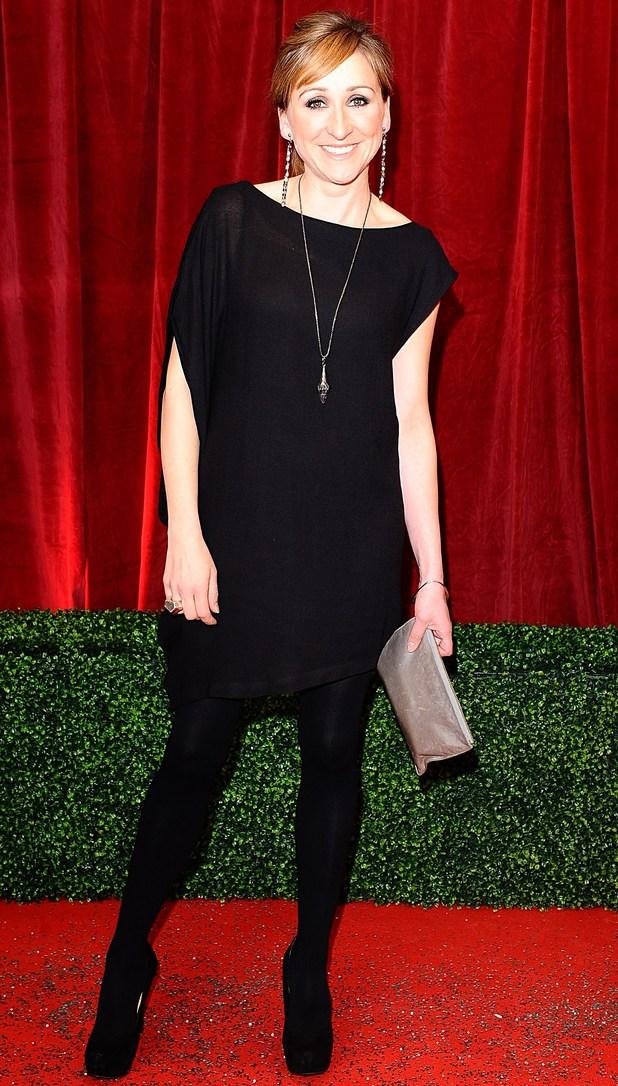British Soap Awards 2012: Charlotte Bellamy