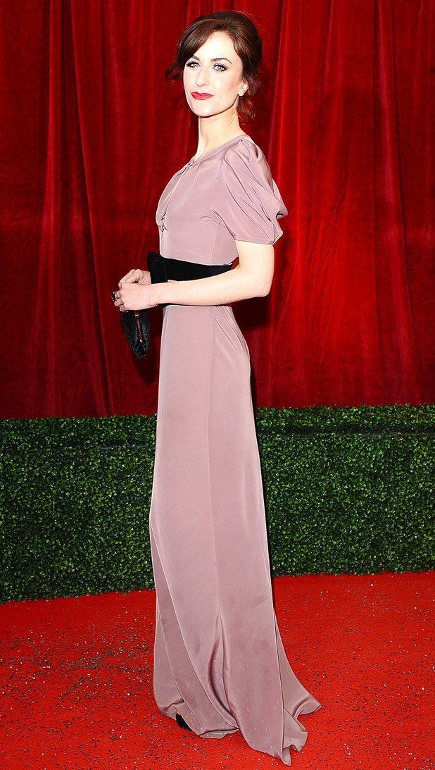 British Soap Awards 2012: Katherine Kelly
