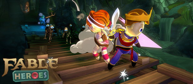'Fable Heroes' screenshot