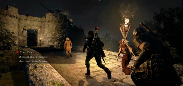 'Dragon's Dogma' screenshot