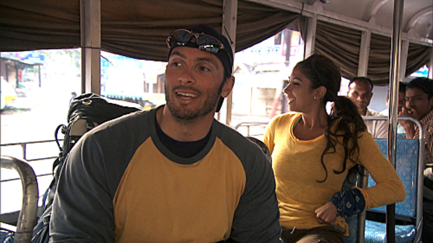 The Amazing Race S20E09: &#39;Bollywood Travolta&#39;