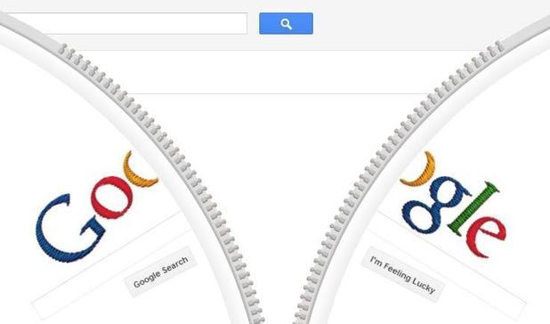 Google Zip Doodle