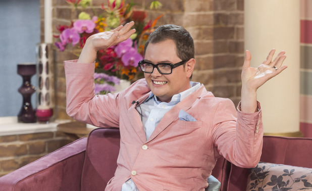 Alan Carr on This Morning