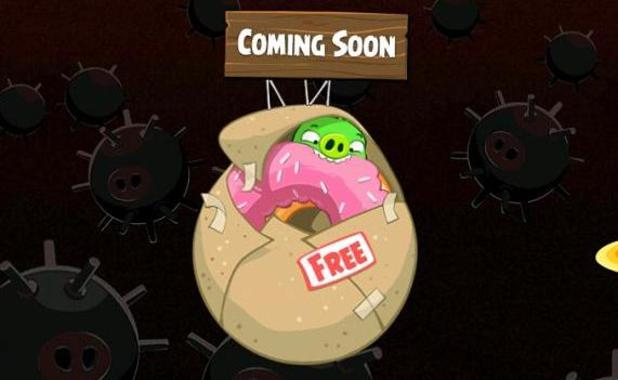 Angry Birds Space - Simpsons level teaser