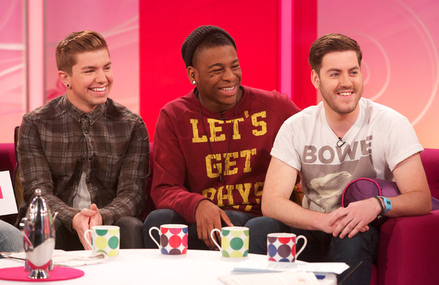 Loveable Rogues on Daybreak