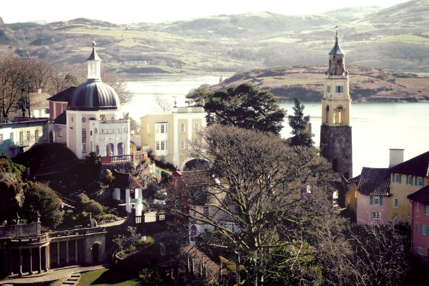 """Festival Number 6"" in Portmeirion"