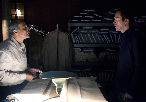 Homeland S01E11: 'The Vest'