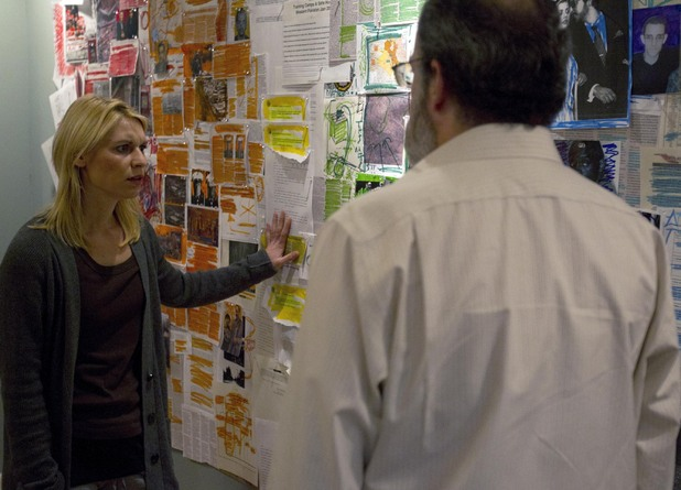Homeland S01E11: &#39;The Vest&#39;