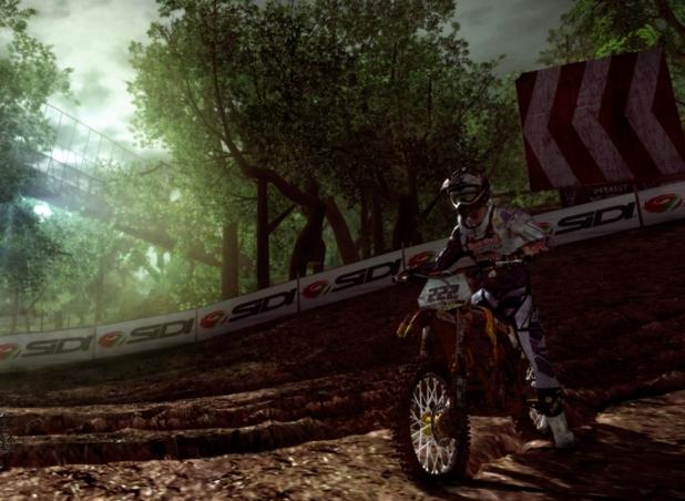 'MUD FIM Motocross World Championship' screenshot