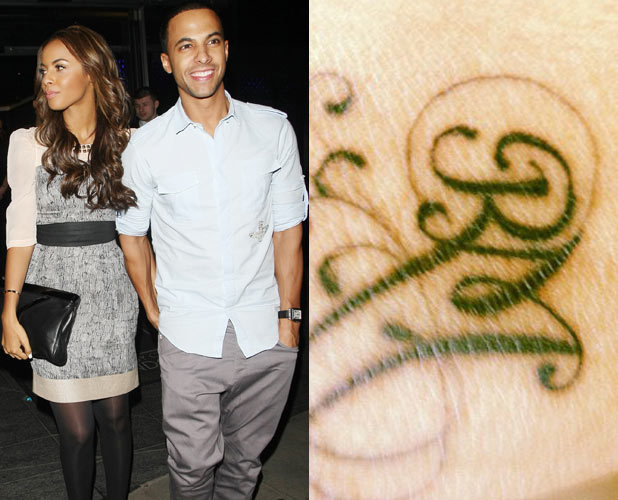 Celebrity tattoos for loved ones