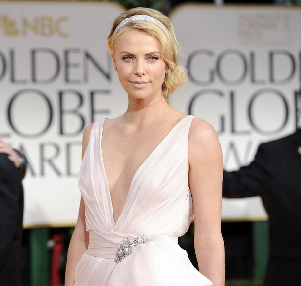 People's 2012 'World's Most Beautiful Woman' - Charlize Theron