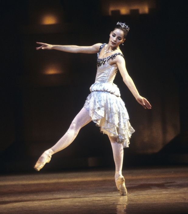 Darcey Bussell's career in pictures