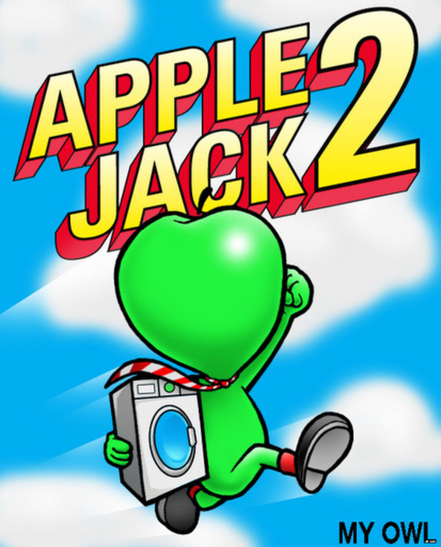 'Apple Jack 2' Artwork