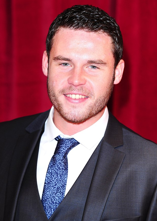 British Soap Awards 2012: Danny Miller