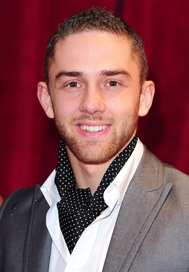 British Soap Awards 2012:Marc Silcock