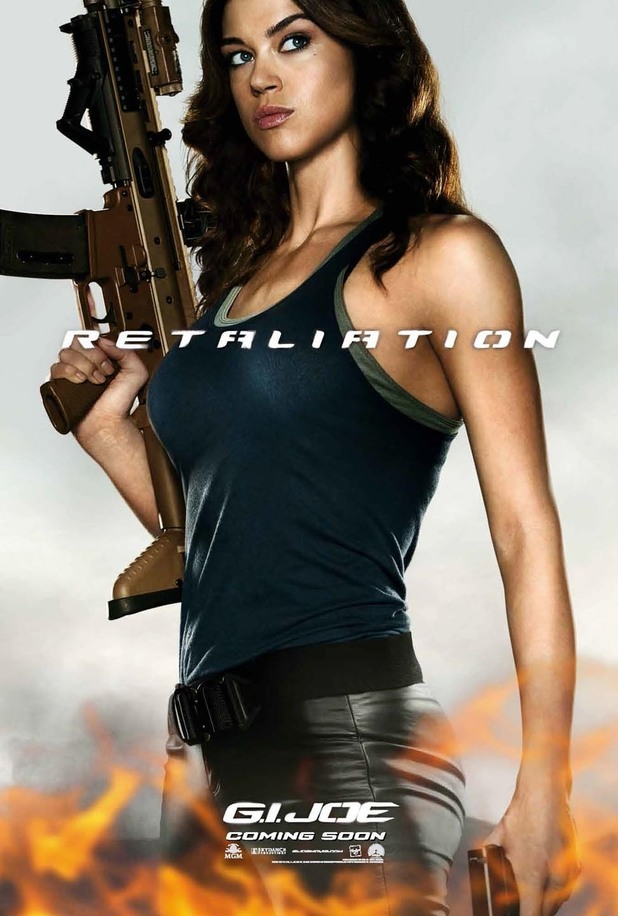 GI Joe: Retaliation - Character posters