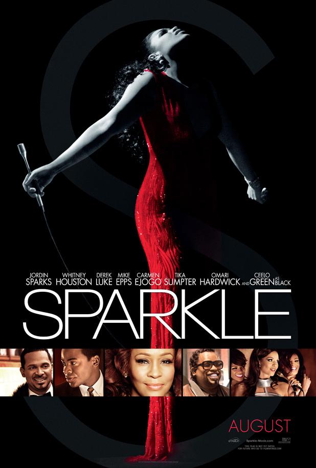 Sparkle poster, Jordin Sparks