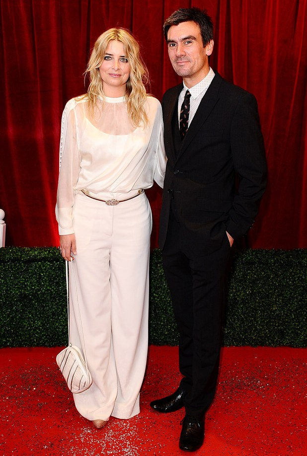 British Soap Awards 2012: Emma Atkins and Jeff Hordley