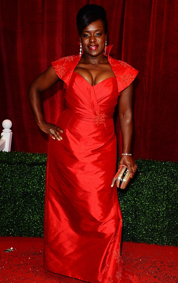 British Soap Awards 2012: Tameka Empson