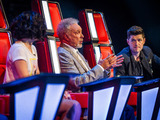 The Voice UK Results Show 1: The judges react to the results.