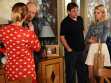 Tanya, Max and Ian question Lucy about Lauren.
