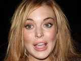 Lindsay Lohan Star Magazine's All Hollywood Event held at AV Nightclub - Outside Arrivals Hollywood, California