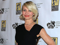 Cameron Diaz says that she did not mean to cut her hair so short.