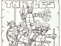 Kevin Eastman and Peter Laird's first sketch of the cult heroes goes on sale.