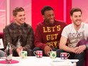 Simon Cowell says that he knows who Loveable Rogues should work with.