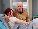 Lily (Alyson Hannigan) and Marshall (Jason Segel) become parents in the season finale.