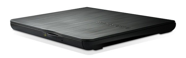 Samsung SE-218BB external DVD/CD writer