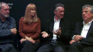 Monty Python stars launch Flying Circus Python Bytes - interview
