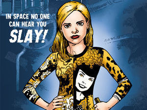 'Buffy the Vampire Slayer' Free Comic Book Day teaser