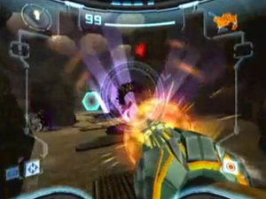 'Metroid Prime 2: Echoes' screenshot