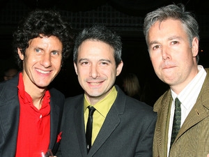 The Beastie Boys at the &#39;Grey Gardens&#39; Film Premiere After Party, New York