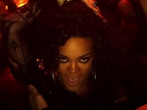 Rihanna 'Where Have You Been' screencap